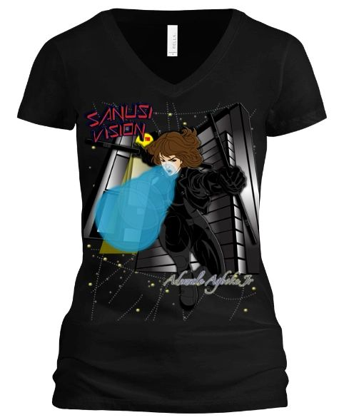 Black Canary Tshirt
