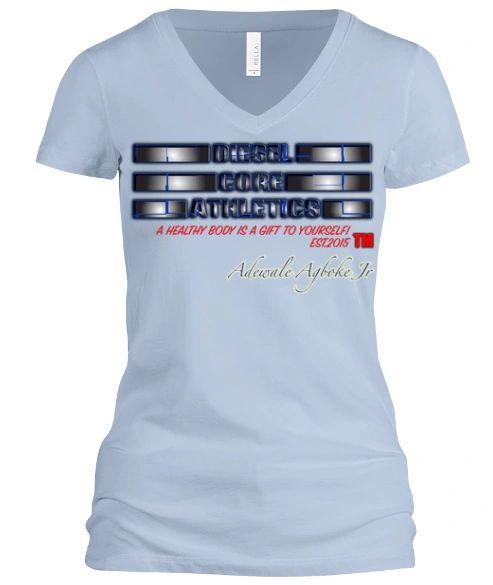 Diesel Core Athletics Womens Tshirt