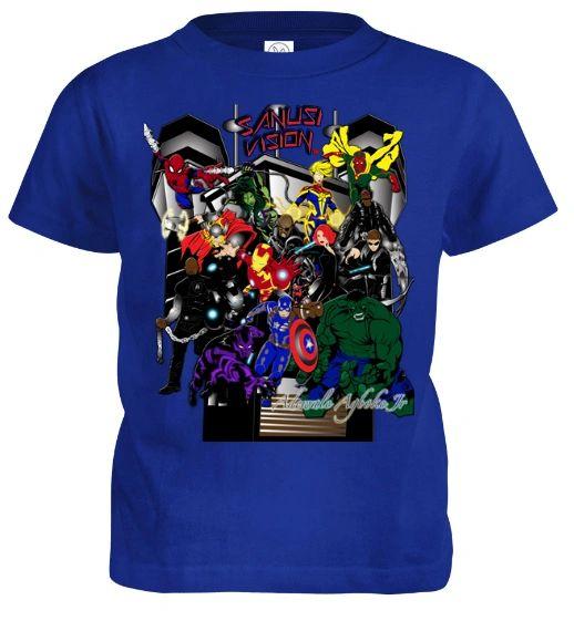 Avengers kids Tshirt
