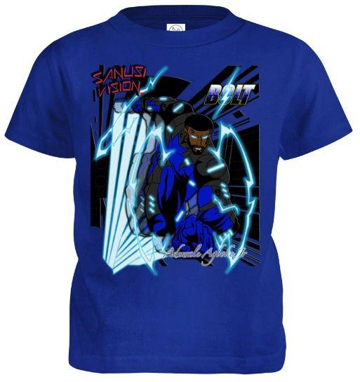 Bolt Kids Tshirt