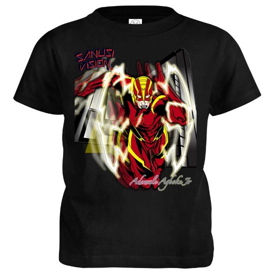 Flash Kids Tshirt