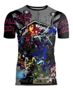 All star Limited Edition Custom Tshirt