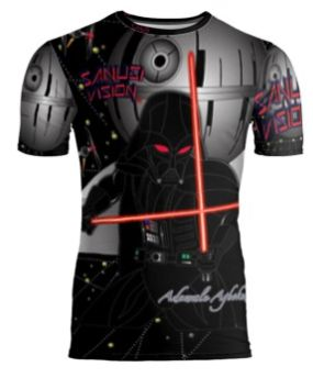 Darth Vader limited edition custom Tshirt