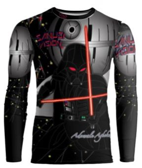 Darth Vader long sleeve tshirt
