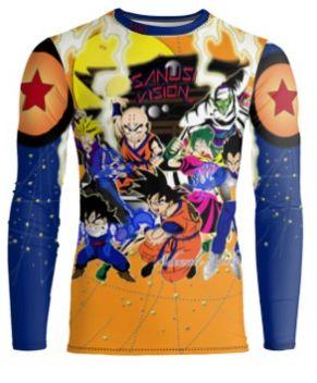 Dragonball Z long sleeve tshirt