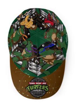 Turtles baseball cap