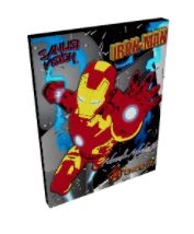 Ironman canvas