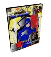 Captain America canvas