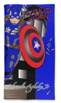 Captain America neck tube