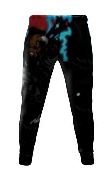Blade athletic pants