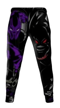 Black Panther athletic pants