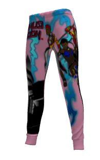Dora Milaje athletic pants