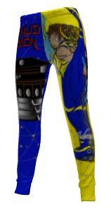 Chunli athletic pants