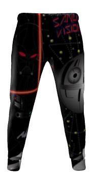 Darth Vader Athletic pants