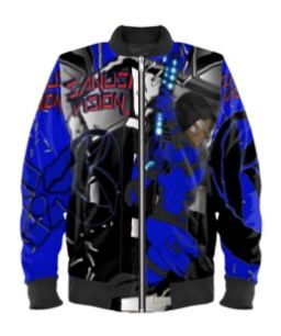 Escalade bomber jacket