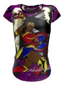 Wonder Woman limited edition Tshirt