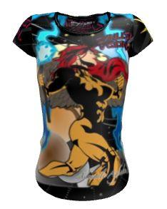 Hawkgirl limited edition tshirt
