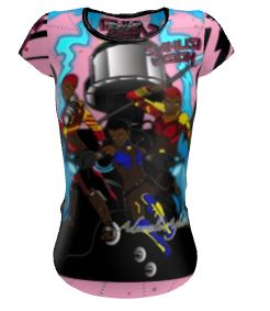 Dora Milaje Limited Edition Custom Tshirt