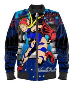 Cammy bomber jacket
