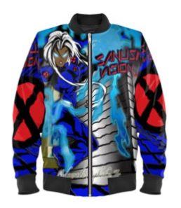 Storm bomber jacket