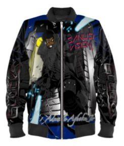 Glucks bomber jacket