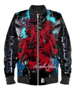 Kiyotes bomber jacket