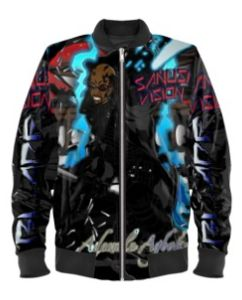 Blade bomber jacket