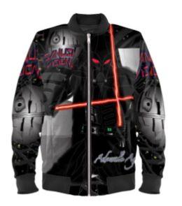 Darth Vader bomber jacket