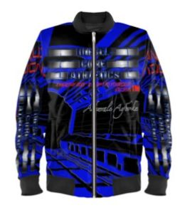 Diesel Core Athletics bomber jacket