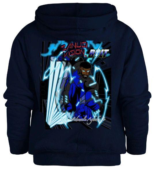 Bolt kids hoodie