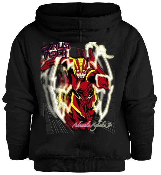 Flash kids hoodie