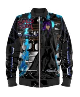 Enigma bomber jacket