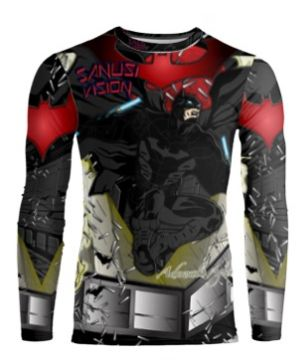 Batman Long sleeve tshirt