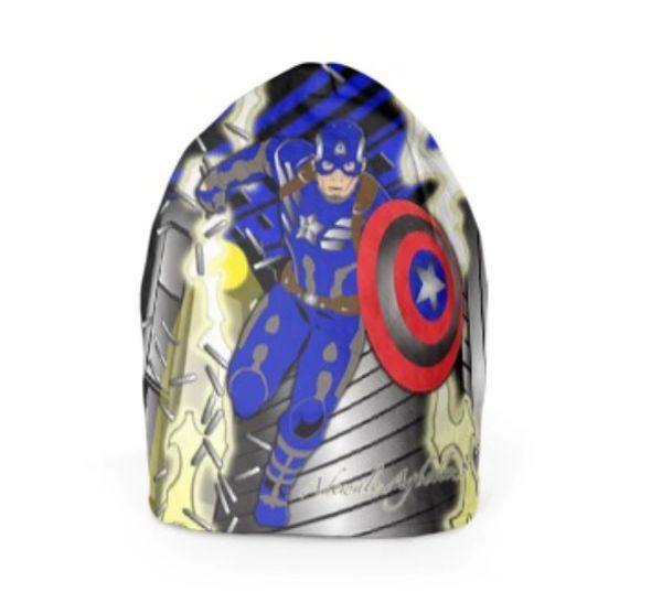 Captain America beanie