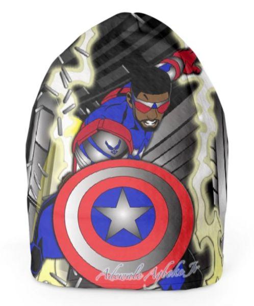 Captain America2 beanie