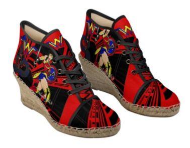 Wonder Woman2 wedge batazr