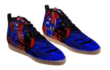 Captain America hi top batazr