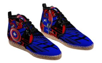 Captain America2 hi top batazr