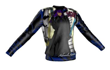Enigma sweater