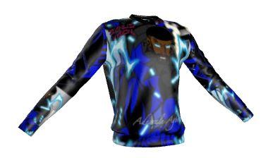 Bolt sweater