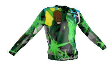 Green Lantern sweater