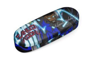 Bolt glasses case