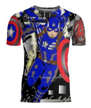 Captain America Limited Edition Tshirt