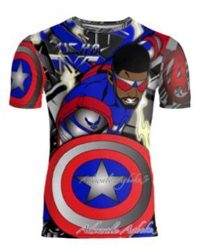 Captain America2 limited edition tshirt