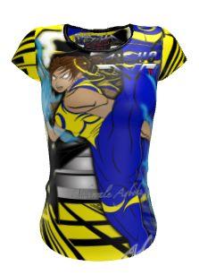 Chunli limited edition tshirt