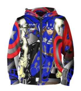 Captain America limited edition hoodie
