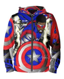 Captain America2 limited edition hoodie