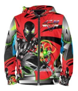Spawn limited edition hoodie