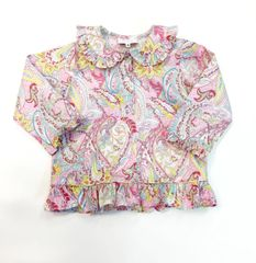 Size 5 Long Sleeve Top
