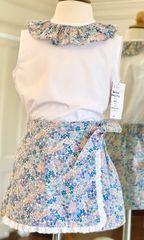 SL Frances With Wrap Skirt